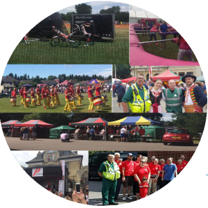 event first aid cover Hertfordshire