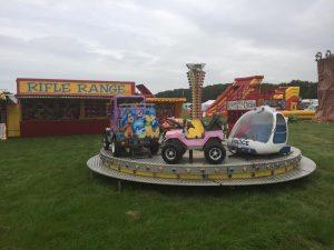 fun fair first aid services hertfordshire