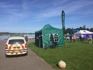 Event first aid services Birmingham