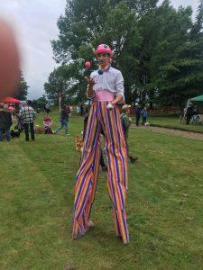 carnival first aid Shropshire