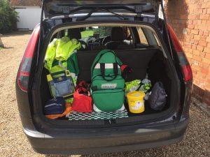 Event first aid Derbyshire