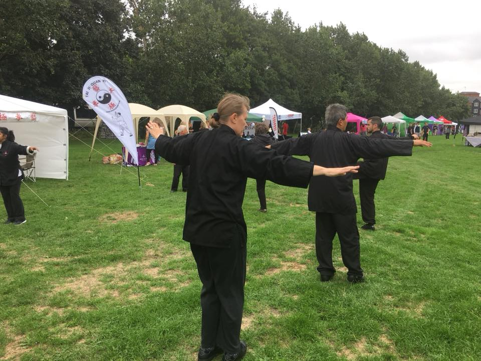 Staffordshire event first aid services