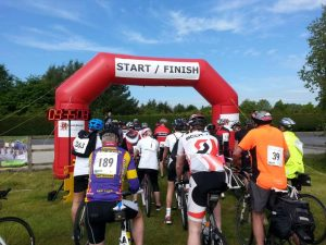 cycle event first aid cheshire