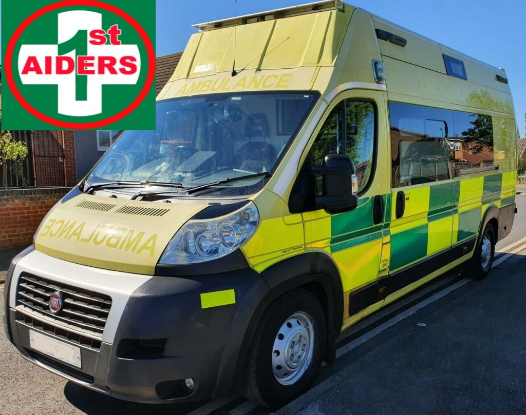 Wirral Event First Aid